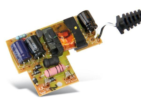 Schaltnetzteil mit Anschlussleitung, 5 V-/0,5 A - Produktbild 2