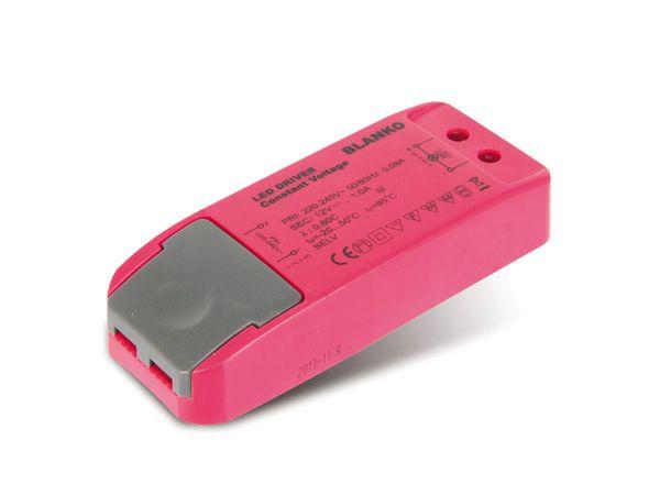 LED-Schaltnetzteil BLANKO Q4-12V-6W, 12 V-, 6 W