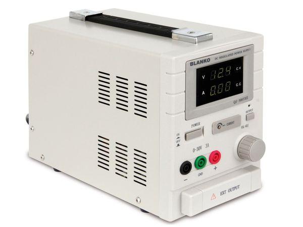 Regelbares Labornetzgerät QJ-3003XE, 0...30 V-/0...3 A - Produktbild 1