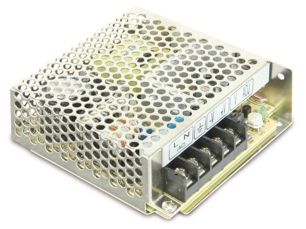 Schaltnetzteil MEANWELL RS-50-24, 24 V-/2,2 A