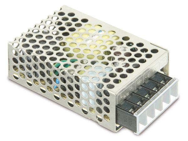 Schaltnetzteil MEANWELL RS-25-12, 12 V-/2,1 A