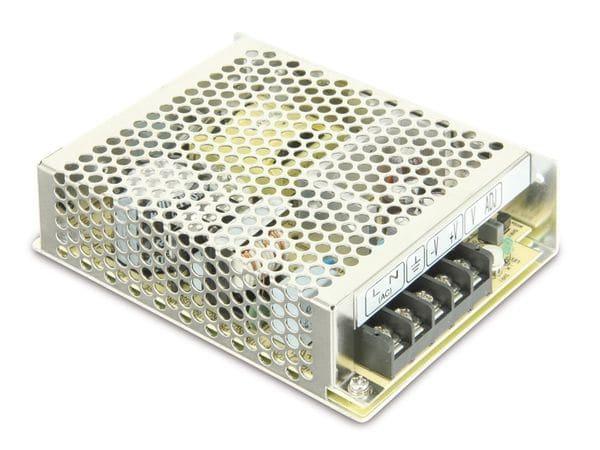 Schaltnetzteil MEANWELL RS-75-12, 12 V-/6 A