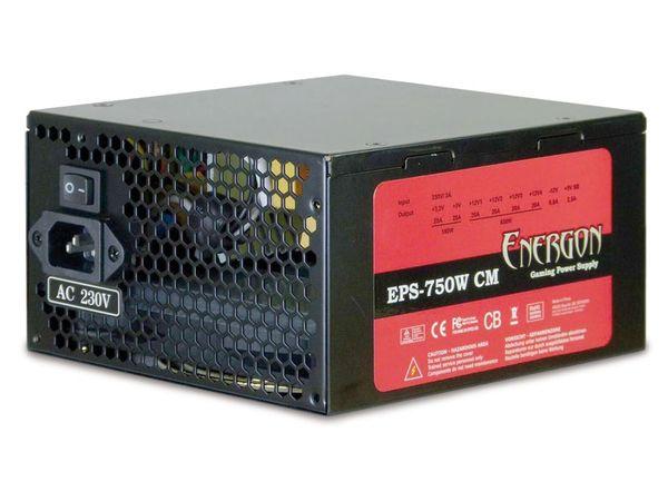 Gaming-Netzteil ENERGON EPS-750W CM - Produktbild 1