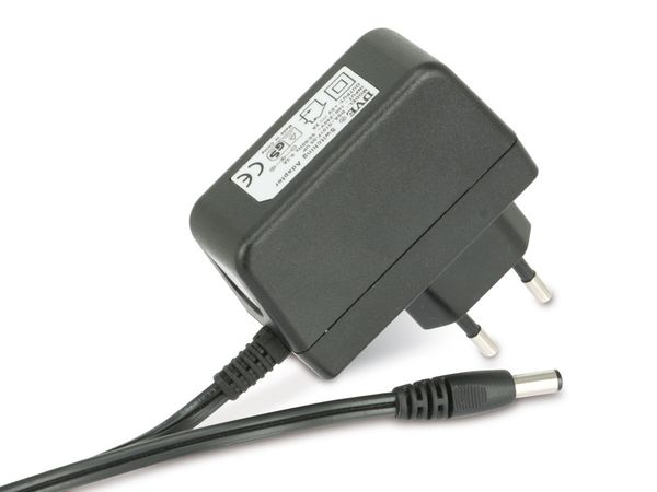 Stecker-Schaltnetzteil DVE DSA-0101F-05 UP, 5 V-/2 A