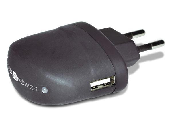 RED4POWER USB-Lader, 5 V-/1 A - Produktbild 1