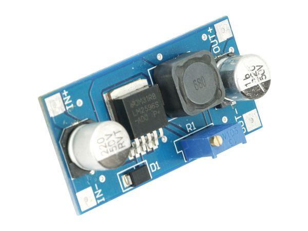 Step-Down Schaltregler-Modul DAYPOWER M-SD-LM2576 - Produktbild 2