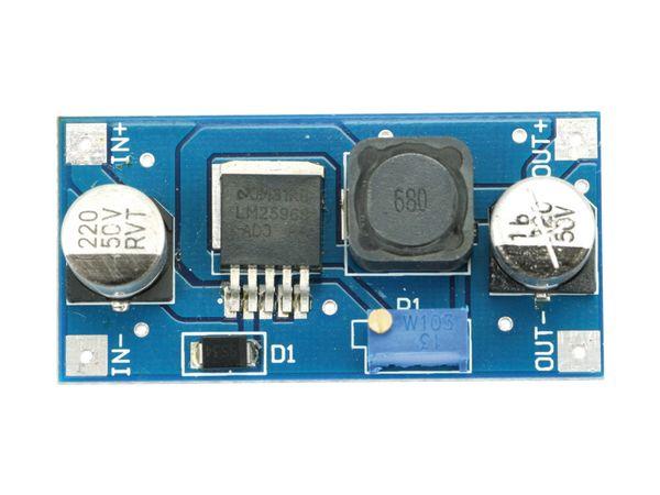 Step-Down Schaltregler-Modul DAYPOWER M-SD-LM2576 - Produktbild 3