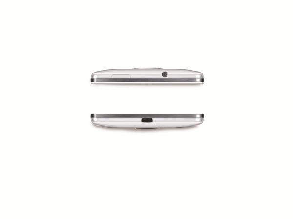 Dual-SIM Touchscreen-Handy AVUS A24, weiß, B-Ware - Produktbild 4