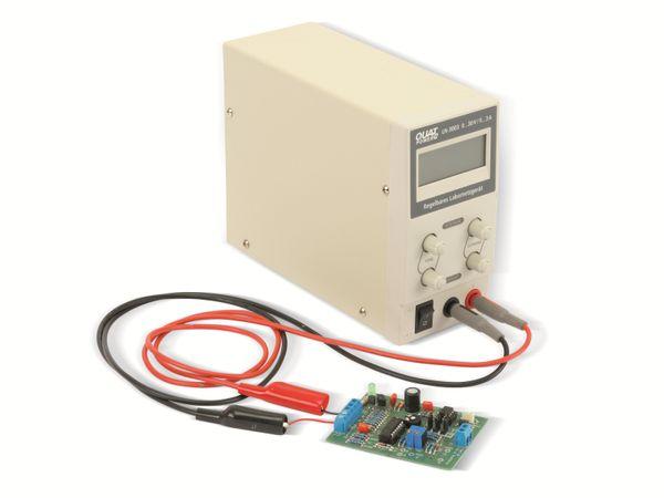Regelbares Labornetzgerät QUATPOWER LN-3003, 0...30 V-/0...3 A - Produktbild 5