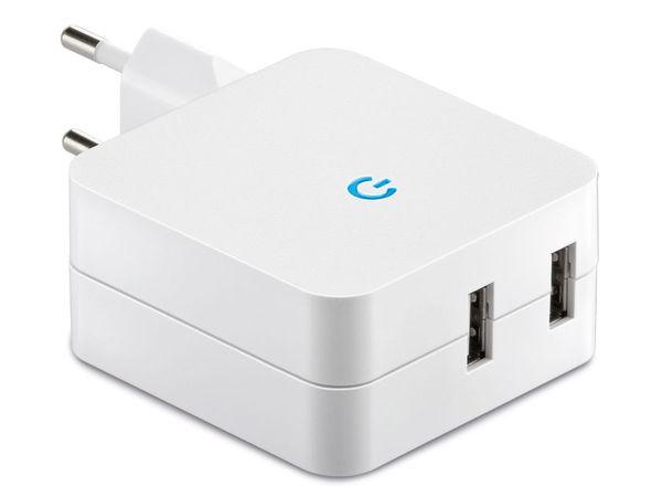 GOOBAY USB-Lader, 5 V-/4,1 A