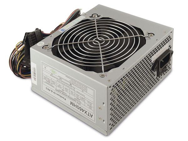ATX2.0 Computer-Schaltnetzteil HM-460 - Produktbild 1