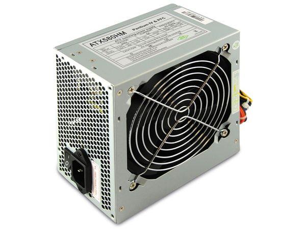 ATX2.0 Computer-Schaltnetzteil HM-580 - Produktbild 2