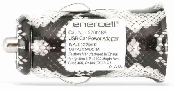 Mini USB-Ladeadapter ENERCELL - Produktbild 2