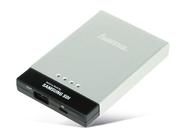 HAMA Universal Power Pack SAMSUNG SDI 3000 mAh - Produktbild 1