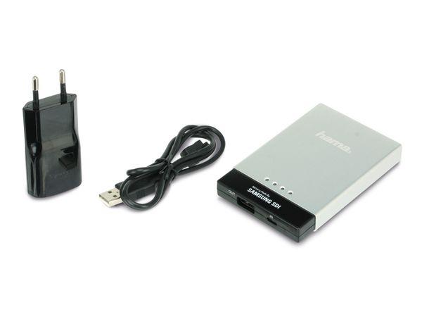 HAMA Universal Power Pack SAMSUNG SDI 3000 mAh - Produktbild 2