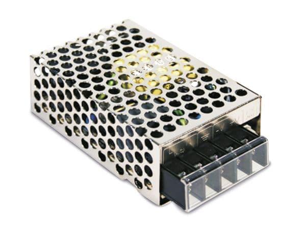 Schaltnetzteil MEANWELL RS-25-48, 48 V-/0,57 A