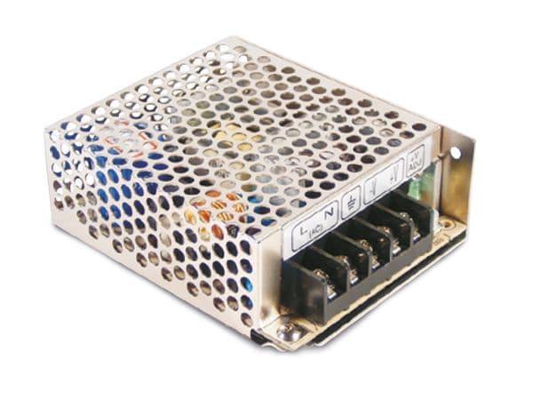 Schaltnetzteil MEANWELL RS-35-24, 24 V-/1,5 A