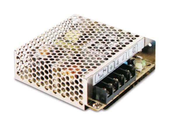 Schaltnetzteil MEANWELL RS-50-5, 5 V-/10 A