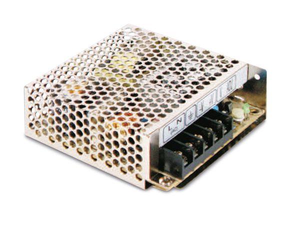 Schaltnetzteil MEANWELL RS-50-15, 15 V-/3,4 A