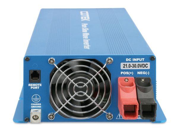 Sinus-Wechselrichter COTEK SK1500-224, 24 V-/230 V~, 1500 W - Produktbild 4