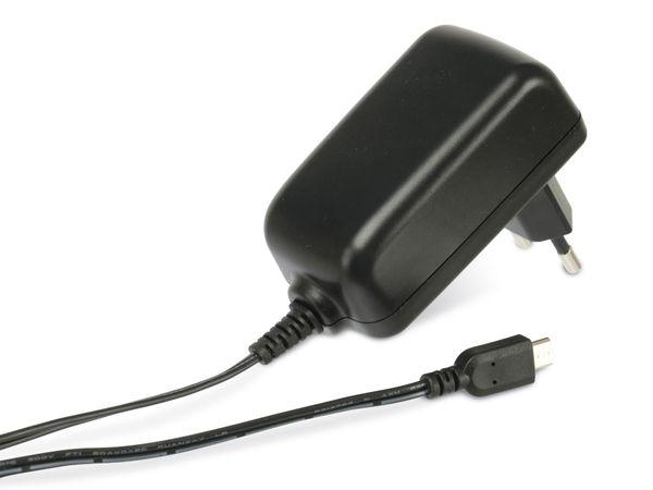 Steckernetzteil QUATPOWER PSN5/2000M, 5 V-/2 A, Micro-USB