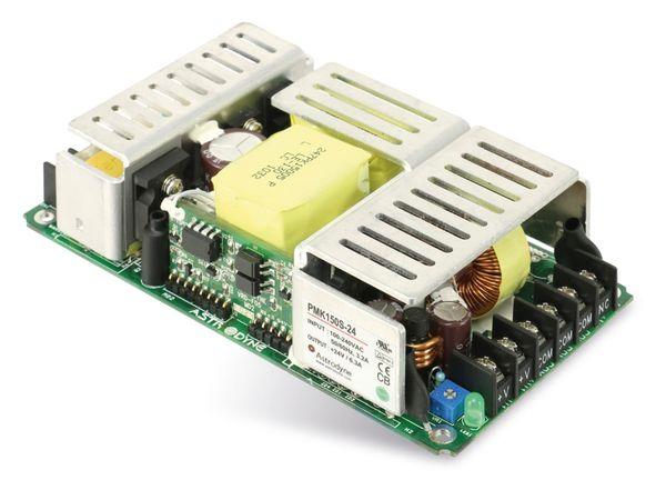 Schaltnetzteil ASTRODYNE PMK150S-24, 24 V-/6,3 A - Produktbild 1