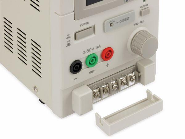 Labornetzgerät QUATPOWER LN-5003XE, 0...50 V-, 0...3 A - Produktbild 6