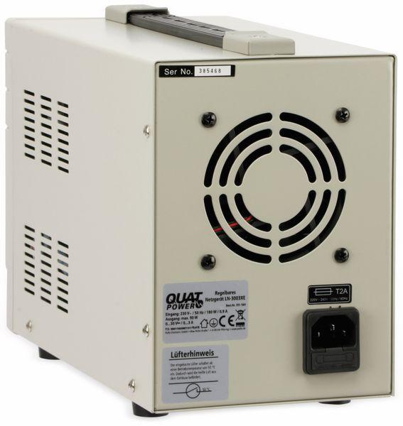 Labornetzgerät QUATPOWER LN-3003XE, 0...30 V-, 0...3 A - Produktbild 3