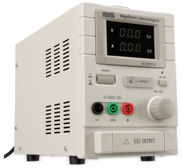Labornetzgerät QUATPOWER LN-3003XE, 0...30 V-, 0...3 A - Produktbild 4