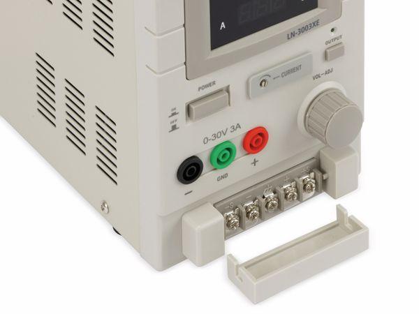 Labornetzgerät QUATPOWER LN-3003XE, 0...30 V-, 0...3 A - Produktbild 6