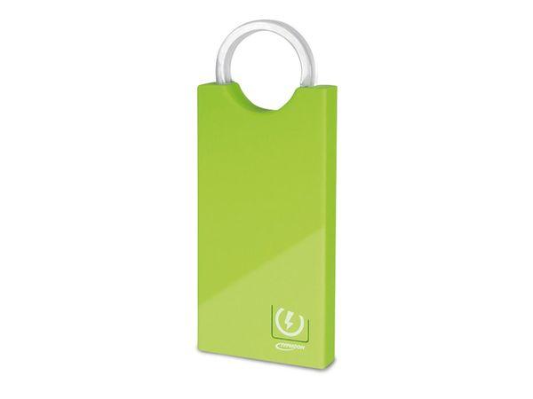 USB-Powerbank TYPHOON TM025, 4000 mAh - Produktbild 1