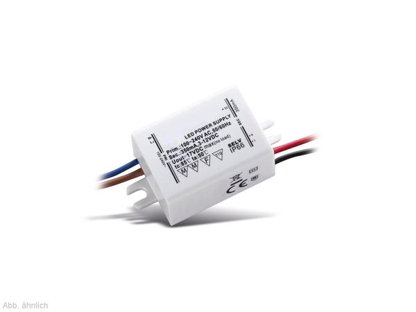 LED-Schaltnetzteil DAYLITE LD500/9-52, 500 mA, 3...9,5 V-, IP66