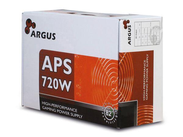ATX2.31 Computer-Schaltnetzteil ARGUS APS-720W - Produktbild 3
