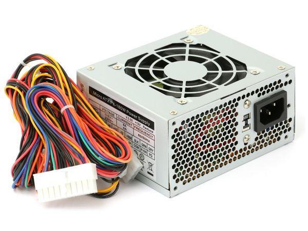 Micro-ATX Computer-Netzteil, 180 W, P4 - Produktbild 1