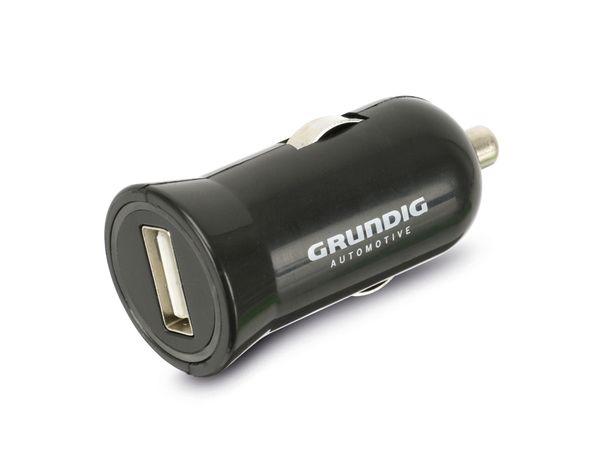 KFZ USB-Lader GRUNDIG, 5 V-/1 A, schwarz