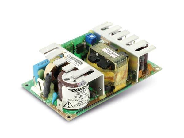 Schaltnetzteil CONDOR GLM50-24, 24 V-/2,1 A - Produktbild 2