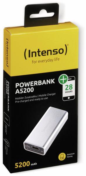USB Powerbank INTENSO 5200 mAh, silber - Produktbild 2