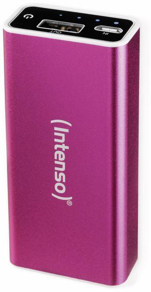 USB Powerbank INTENSO 5200 mAh, pink - Produktbild 3