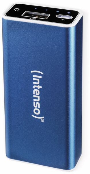 USB Powerbank INTENSO 5200 mAh, blau - Produktbild 3
