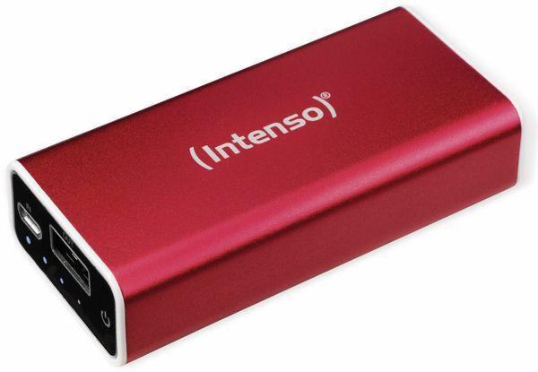 USB Powerbank INTENSO 5200 mAh, rot