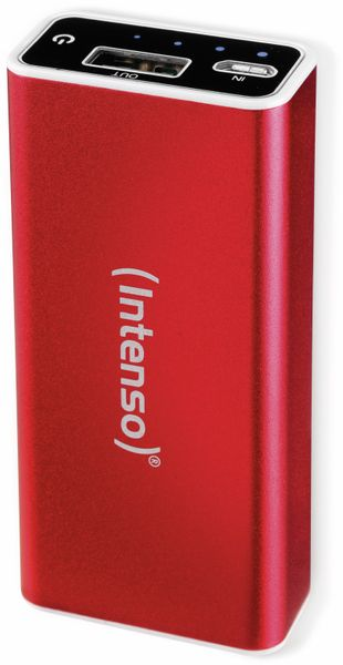 USB Powerbank INTENSO 5200 mAh, rot - Produktbild 3