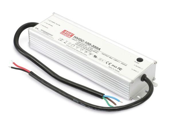 LED-Schaltnetzteil MEANWELL HVGC-100-350A, 350 mA, 100 W - Produktbild 2