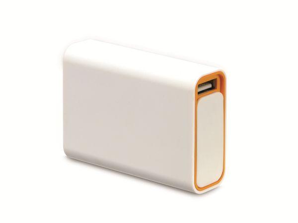 USB-Powerbank BEARE BS-90479C, 5600 mAh - Produktbild 1