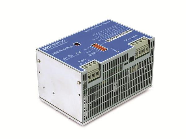 Schaltnetzteil CAMTEC HSE720UReg, 720 W, 0...15 V-, DIN-Schiene - Produktbild 1