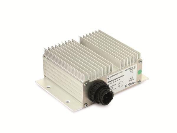 DC/DC-Wandler WEBER A0025426425, 24 V auf 12 V, 8 A - Produktbild 1