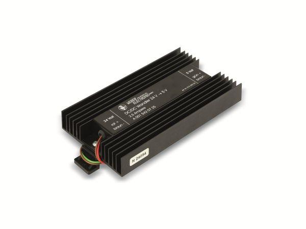 DC/DC-Wandler WEBER A0015420725, 24 V auf 5 V, 2,5 A - Produktbild 1