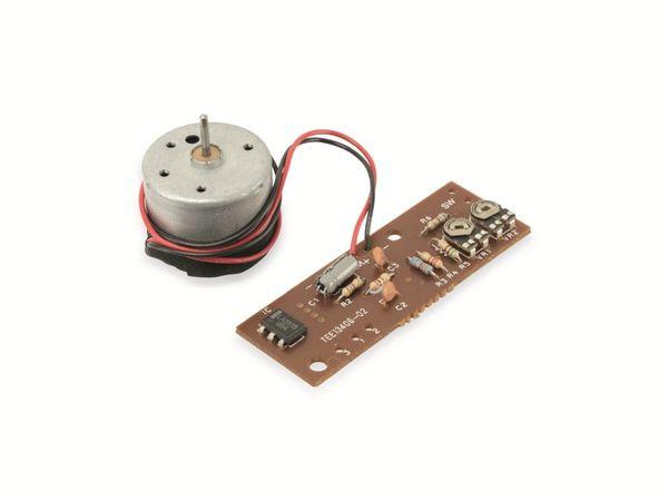 Drehzahlregel-Platine TEE13406-02 mit Motor - Produktbild 1