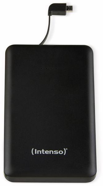 USB Powerbank INTENSO 7332530 Slim S10000, 10000 mAh, schwarz - Produktbild 1
