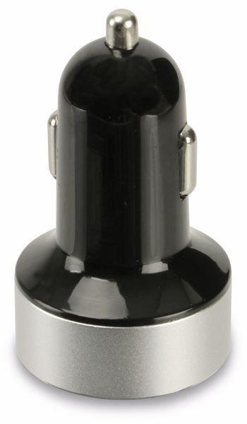 Dual KFZ USB-Lader mit Display QUATPOWER KUL2-5/3.4A, 5 V-/3,4 A - Produktbild 4