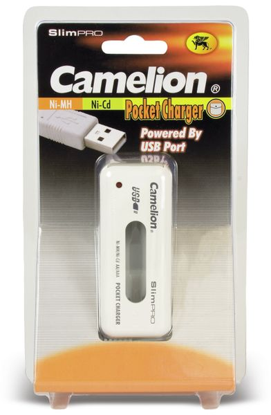 USB-Ladegerät Camelion BC-803